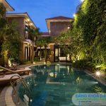 Thi công vườn tường đứng cây xanh Đà Nẵng