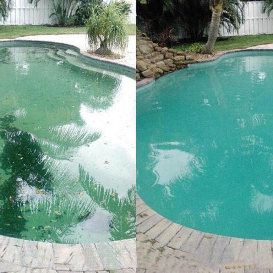 Cách vệ sinh hồ bơi sạch đơn giản tại nhà